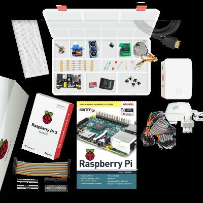 Raspberry Pi 3 Elektronik Set