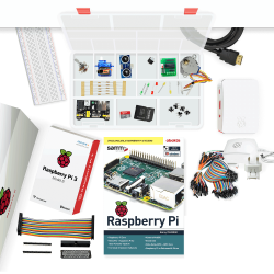 Raspberry Pi - Raspberry Pi 3 Elektronik Seti