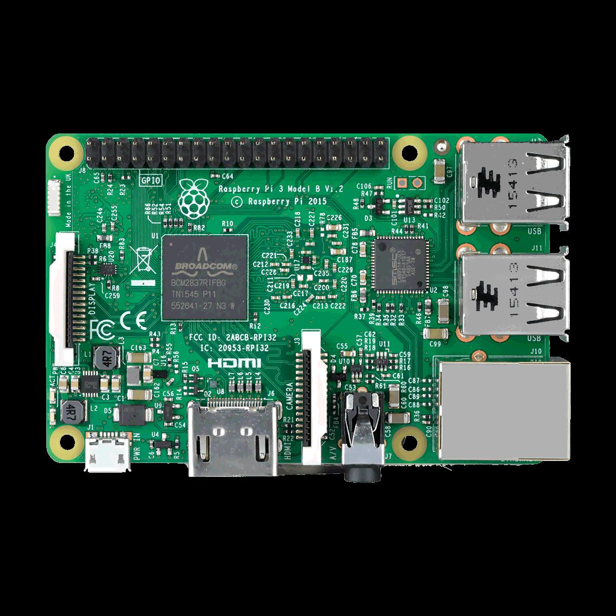 Raspberry Pi 3 | Single Board Computer | Samm Market