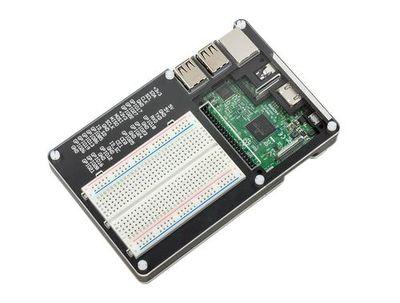 Raspberry Pi 3 için Breadboard ve Kutu Seti
