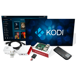 Raspberry Pi - Raspberry Pi 3 Media Centre Kit