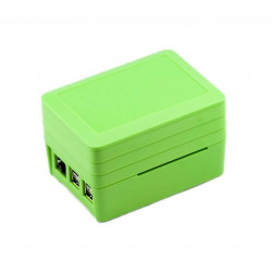 Raspberry Pi 2/3 Kutu Yeşil - Thumbnail