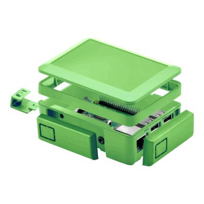 Raspberry Pi 2/3 Kutu Yeşil