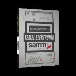 Raspberry Pi 3 Mini Kit + Temel Elektronik Kitabı - Thumbnail