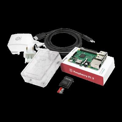 حزمة Raspberry Pi 3 المصغرة