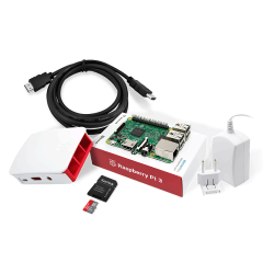 Raspberry Pi - Raspberry Pi 3 Mini Kit