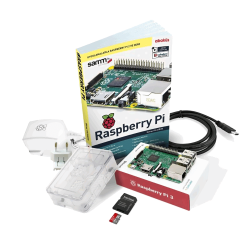 Raspberry Pi - Raspberry Pi 3 - Mini Kit + Uygulama Kitabı