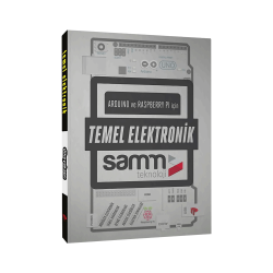 Raspberry Pi 3 Mini Kit + Basic Electronics Book - Thumbnail