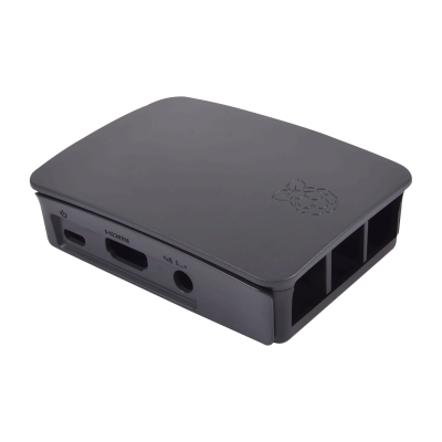 Raspberry Pi 3 Official Case - Black