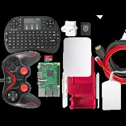 Raspberry Pi - Raspberry Pi 3 RetroPie Gaming Kit حزمة اللعب من راسبيري باي 3