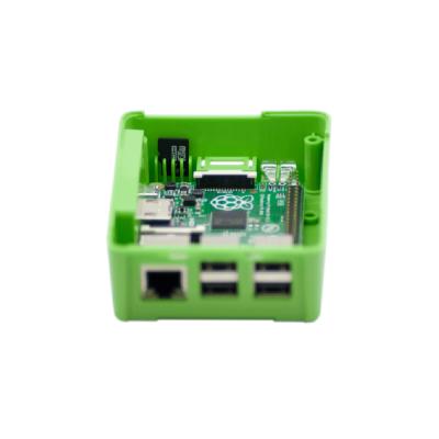 Raspberry Pi 2/3 Yeşil Kutu