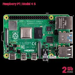 Raspberry Pi - Raspberry Pi 4 - 2GB