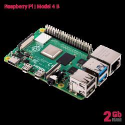 Raspberry Pi 4 2GB - Thumbnail