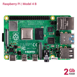 Raspberry Pi - Raspberry Pi 4 2GB