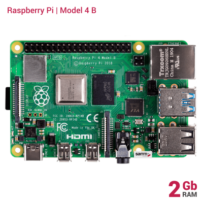 Raspberry Pi 4 2GB