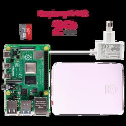 Raspberry Pi 4 2GB Starter Kit - Thumbnail