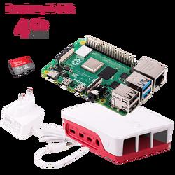 Raspberry Pi - Raspberry Pi 4 4GB Başlangıç Kiti