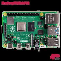 Raspberry Pi 4 4GB - Thumbnail