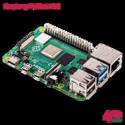 Raspberry Pi - Raspberry Pi 4 4GB (1)