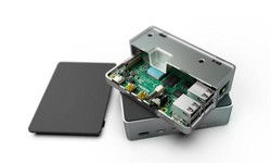 Raspberry Pi 4 Alüminyum Muhafaza Kutusu - Thumbnail