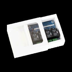 Turta لوحة مرحلات راسبيري باي كهربائية رباعية القنوات - Thumbnail