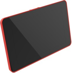 Multicomp Pro - Raspberry Pi 4 Compatible Display Case - Red