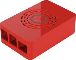 Raspberry Pi 4 Kırmızı Kutu - Güç Düğmeli - Thumbnail