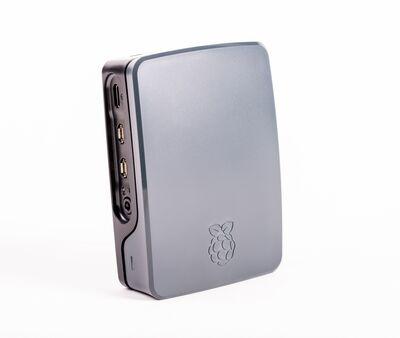 Raspberry Pi 4 Lisanslı Kutu Siyah