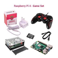 Raspberry Pi 4 Oyun Seti - Thumbnail