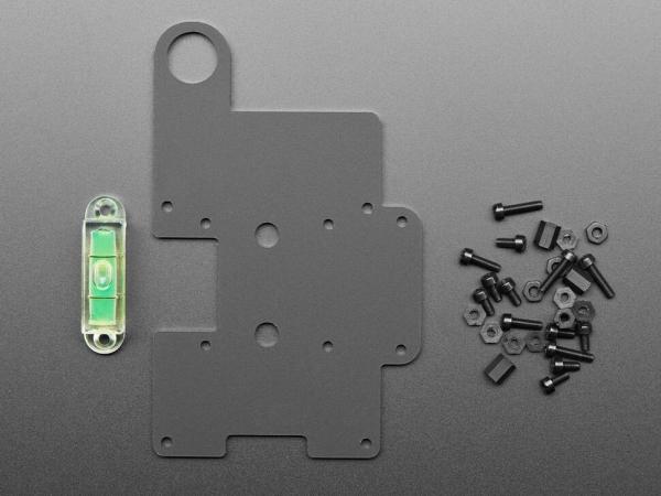Raspberry Pi 4 Pro HQ Kamera için Montaj Plakası - Thumbnail