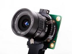 Raspberry Pi 6mm Wide Angle Lens - Thumbnail