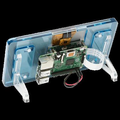 Raspberry Pi 7 Inch Dokunmatik Ekran Çerçevesi