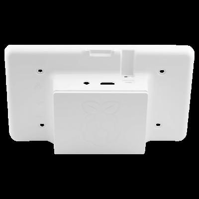 Raspberry Pi 7 Inch Dokunmatik Ekran Kutusu Beyaz
