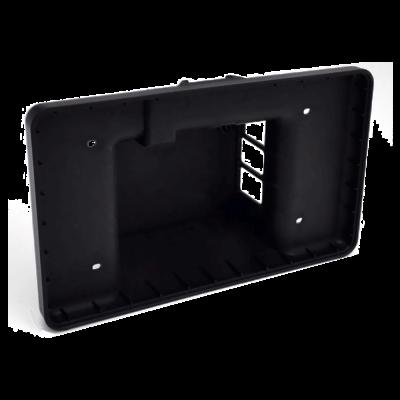 Raspberry Pi 7 Inch Dokunmatik Ekran Kutusu Siyah