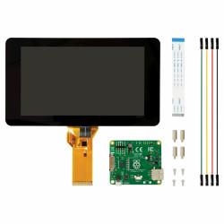 Raspberry Pi 7 Inch Dokunmatik Ekran - Thumbnail