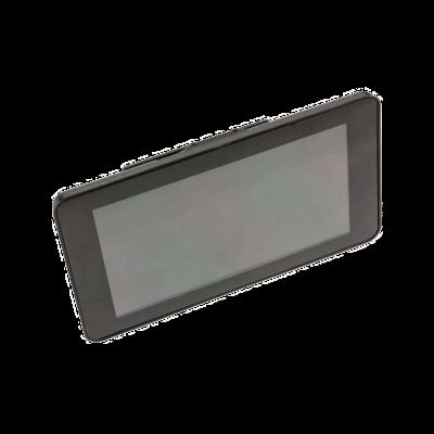 علبة حماية / كفرشاشة لمس 7 إنش راسبيري باي - لون أسود