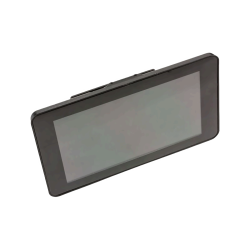 علبة حماية / كفرشاشة لمس 7 إنش راسبيري باي - لون أسود - Thumbnail