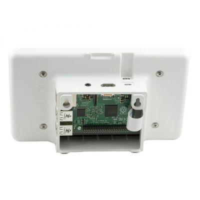 علبة حماية / كفرشاشة لمس 7 إنش راسبيري باي - لون أبيض