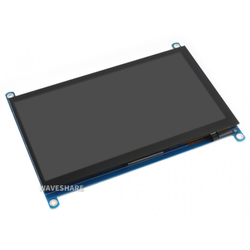 Raspberry Pi 7inch Capacitive 1024×600 Touch Screen LCD (H), HDMI, IPS - Thumbnail