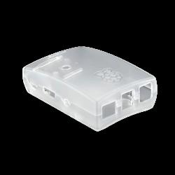 SAMM - علبة كفر راسبيري باي شفافة