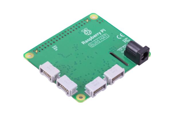 Raspberry Pi - Raspberry Pi Build HAT