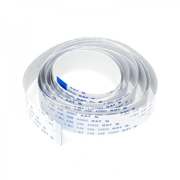 SAMM - Raspberry Pi Camera Cable FFC 15 Pin 2 Meter