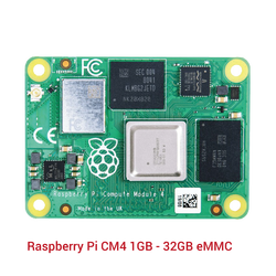 Raspberry Pi - Raspberry Pi CM4 1GB - 32GB eMMC