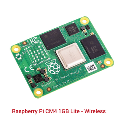 Raspberry Pi CM4 1GB Lite - Wireless - Thumbnail