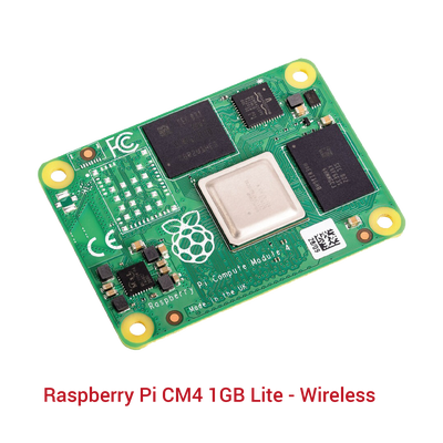 Raspberry Pi CM4 1GB Lite - Wireless