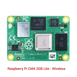 Raspberry Pi - Raspberry Pi CM4 2GB Lite - Wireless