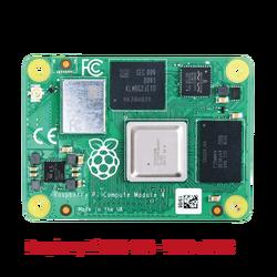 Raspberry Pi - Raspberry Pi CM4 4GB - 16GB eMMC