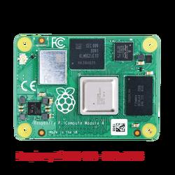 Raspberry Pi - Raspberry Pi CM4 4GB - 8GB eMMC