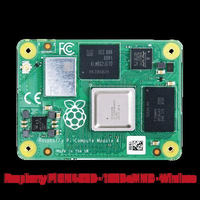 Raspberry Pi CM4 8GB - 16GB eMMC - Wireless