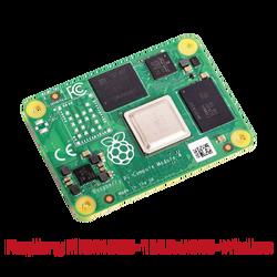 Raspberry Pi CM4 8GB - 16GB eMMC - Wireless - Thumbnail